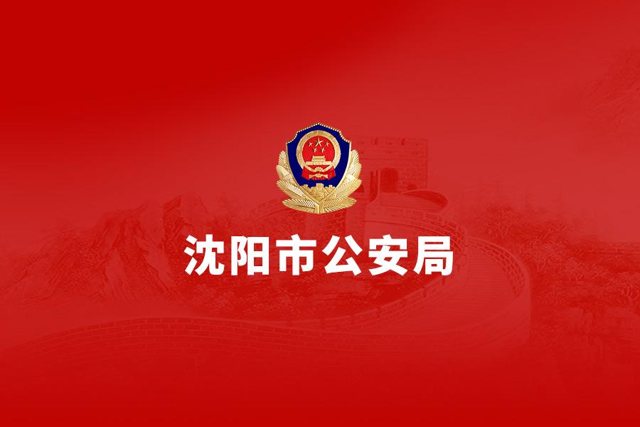 平定沈阳公安局网站建设制作设计