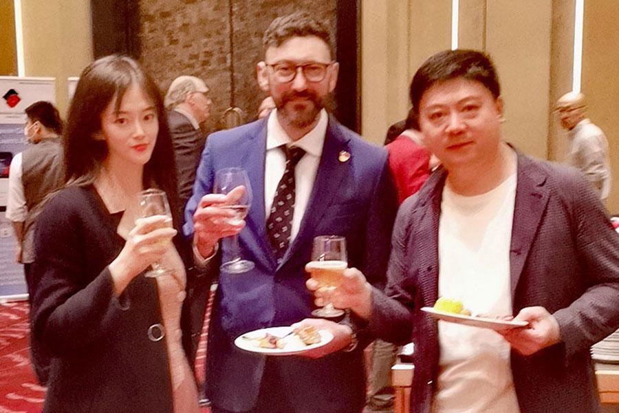 思勤传媒受邀出席中国欧盟商会年会活动